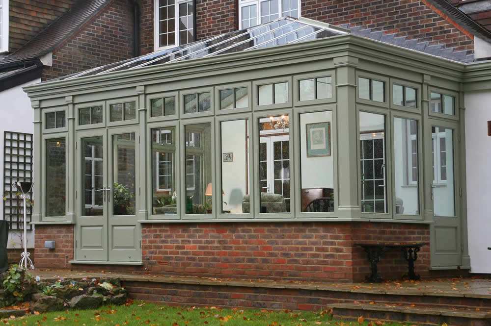 Planning Permission For Conservatories Glass House Room