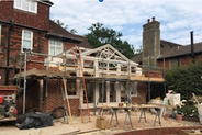 Conservatory or Orangery Installation in West Sussex