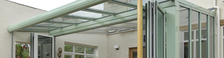 Conservatories, Verandas and Orangeries, Glass Roof Extension in ...