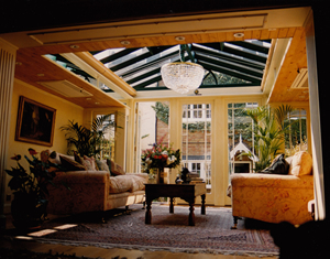 Orangery and extension suppliers in the Billingshurst, West Sussex area