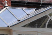 Replacement of Glass Conservatory Roof by Expert Conservatory Repair Services UK